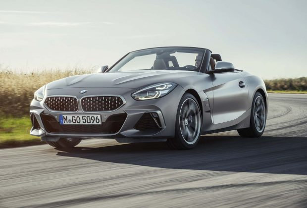 Mondial de l'Automobile -The New BMW Z4 - Cover - Arab Motor World