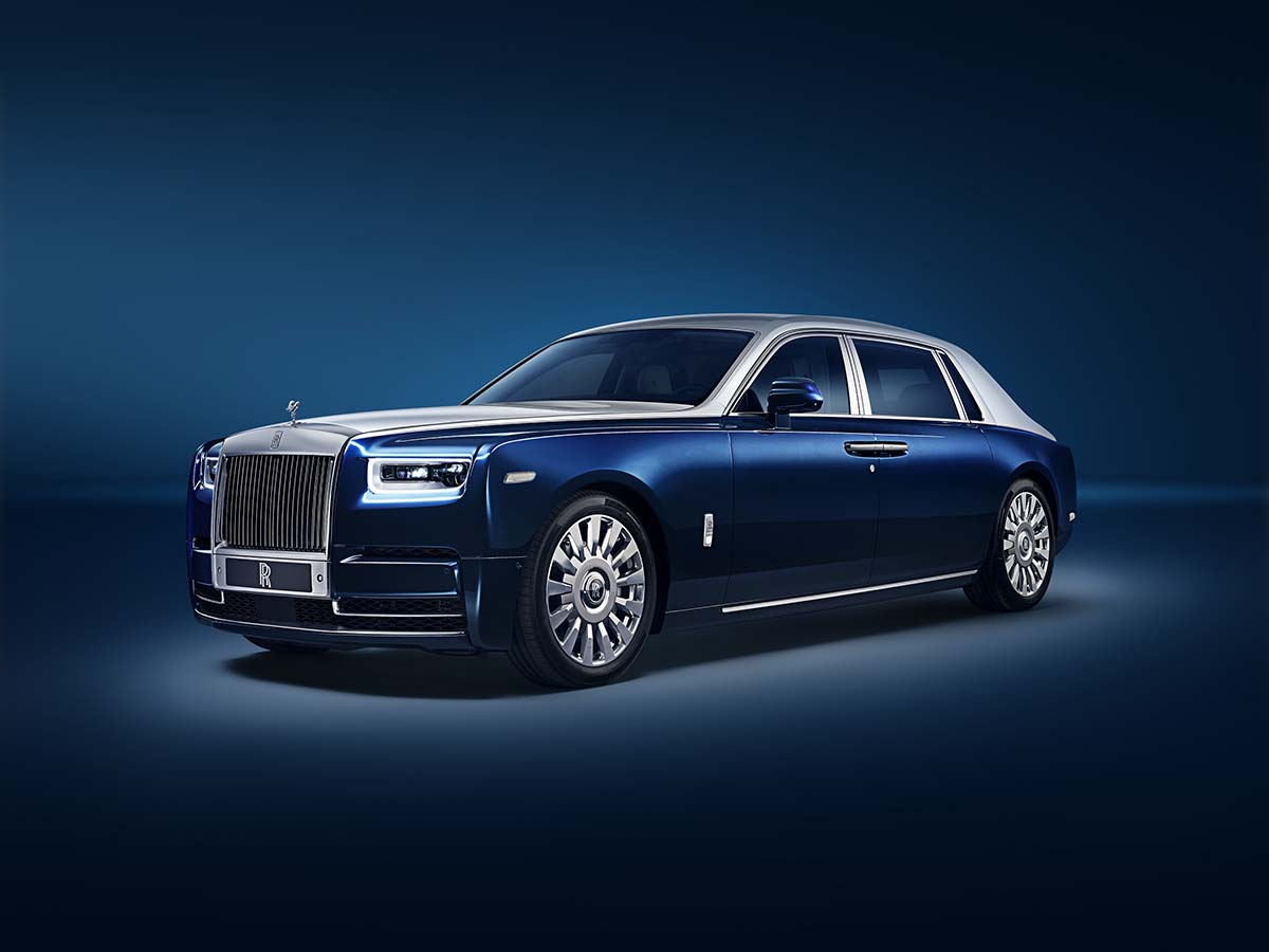 Rolls-Royce Motor - Arab Motor World