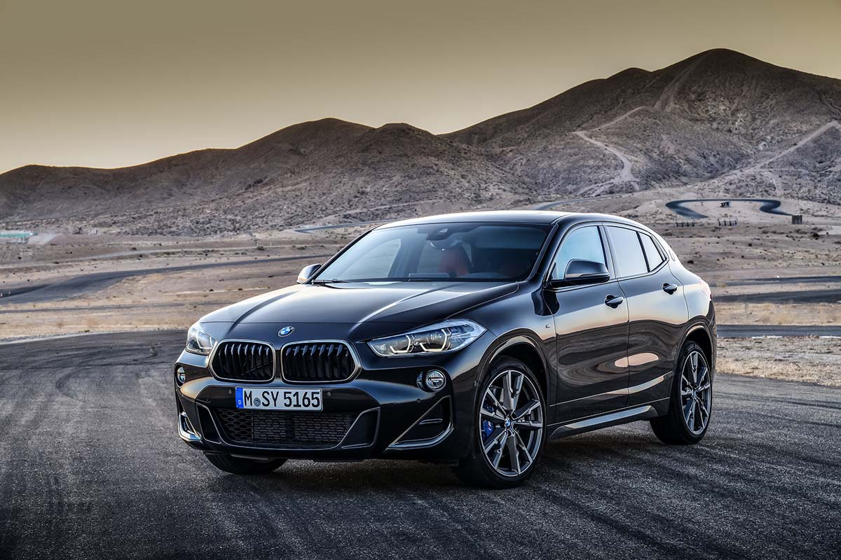 bmw x2 m35i - Arab Motor World 2