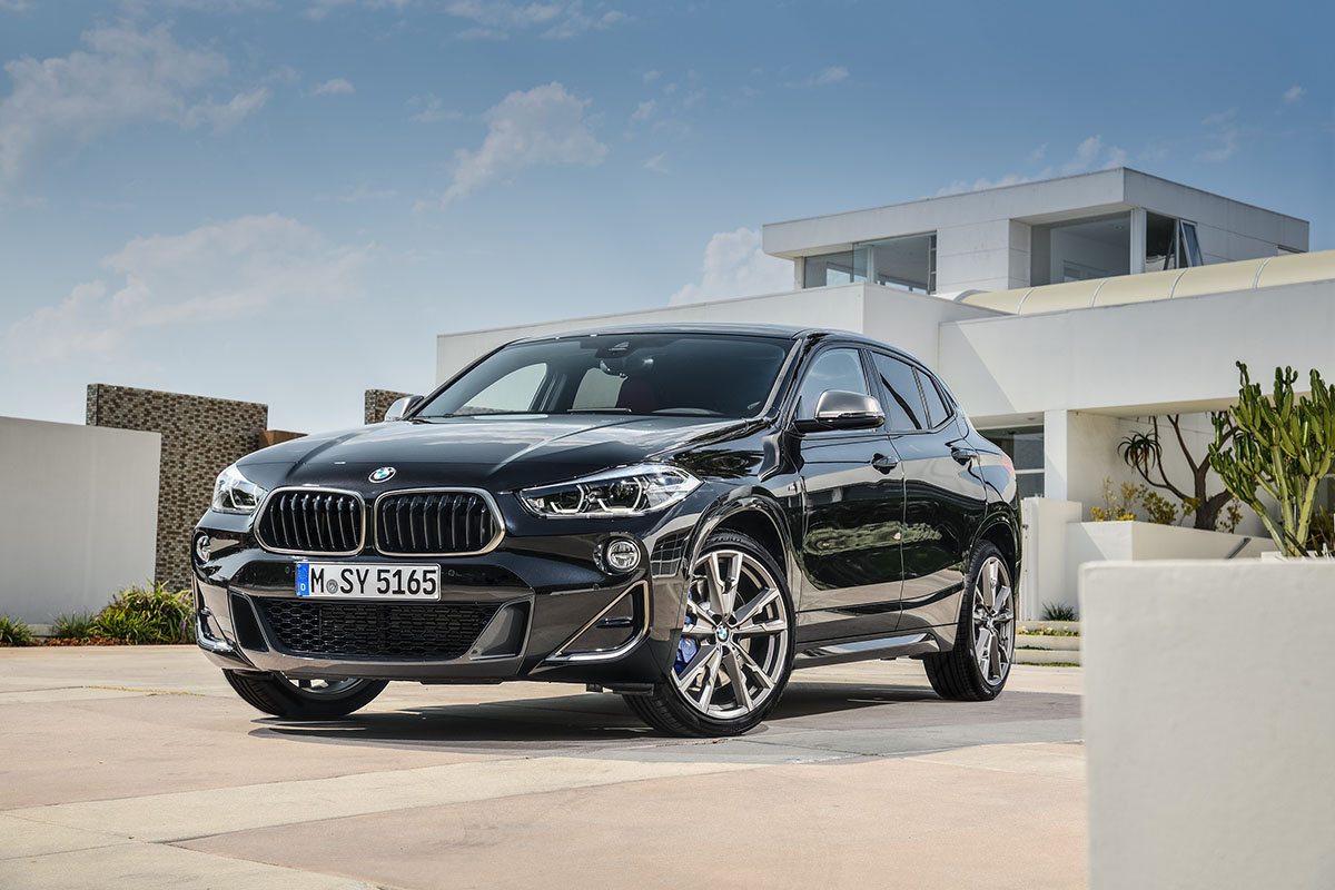 BMW x2 m35i - Arab Motor World