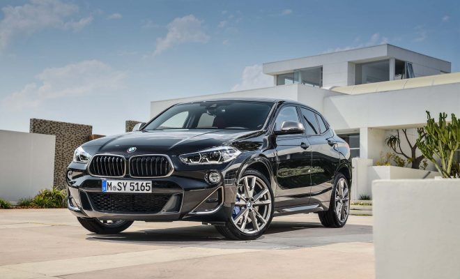 bmw x2 m35i - Cover - Arab Motor World