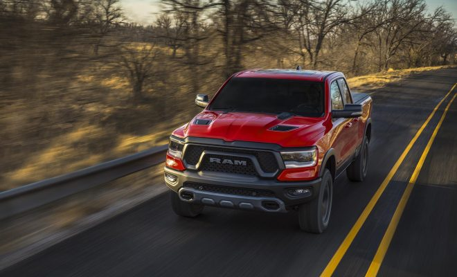 2019 Ram 1500 Rebel - Arab Motor World