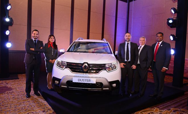 Al Masaood Automobiles unveils all-new Renault Duster in Abu Dhabi & Al Ain - Arab motor World - Cover