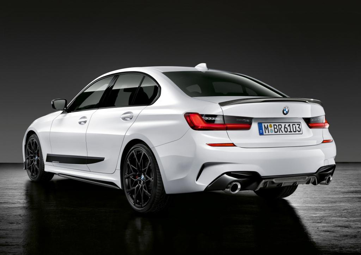 BMW M Performance Parts for the new BMW 3 Series - Arab Motor World (1)