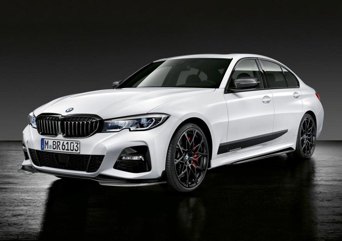 BMW M Performance Parts for the new BMW 3 Series - Arab Motor World (2)