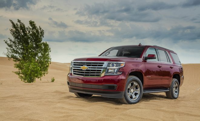 Chevrolet Tahoe 2018 - Arab Motor World