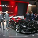 Ferrari Monza SP1 & SP2 at Paris Motor Show - cover - Arab Motor World (1)
