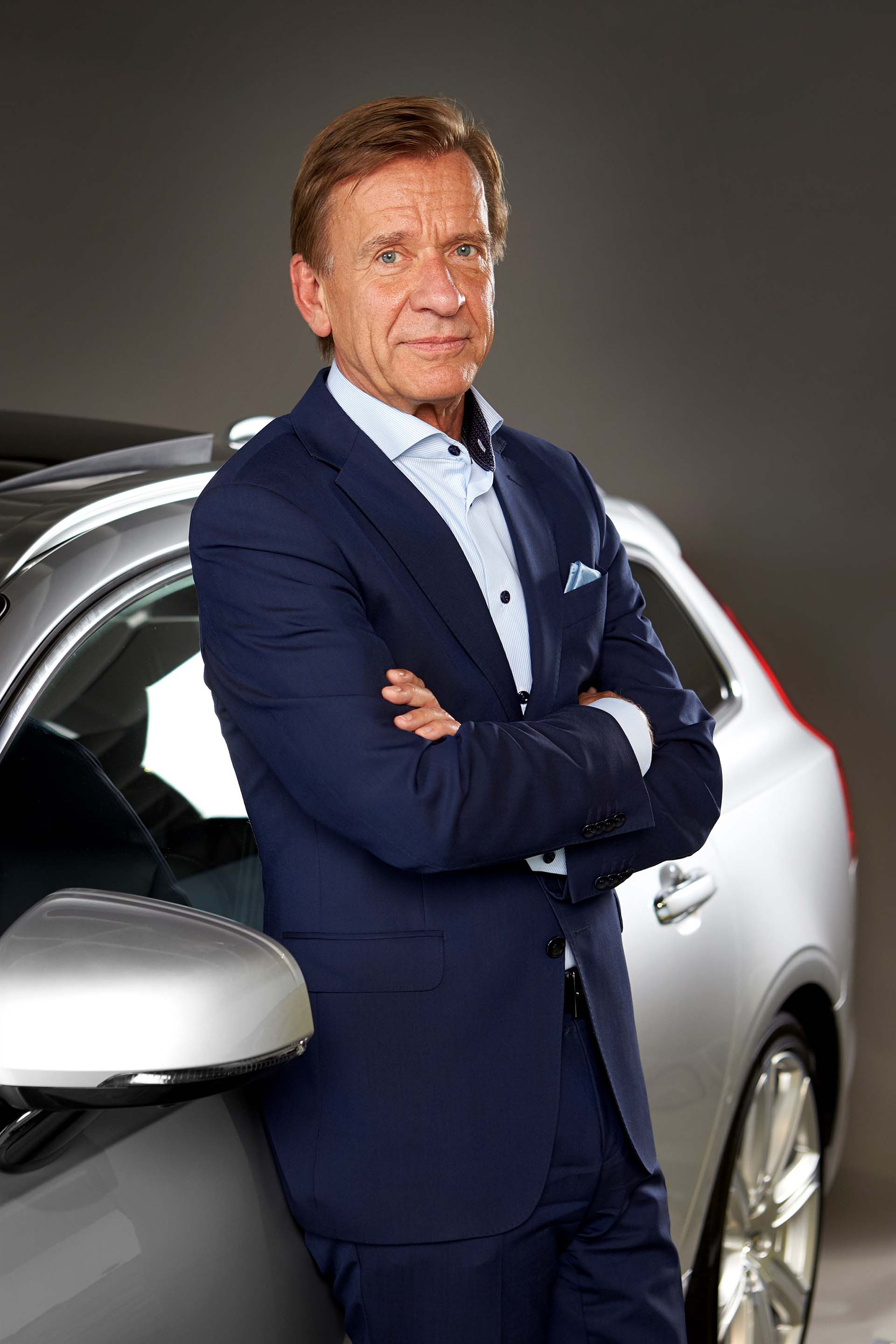 NVIDIA and Volvo Cars-deepen-ties-Arab-Motor-World