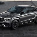 Mercedes Benz GLE63