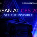 Nissan at CES 2019 See the Invisible