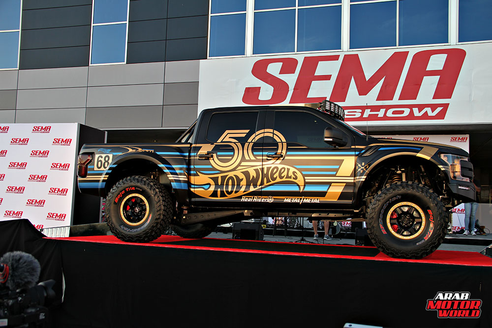 4x4 SUV and Trucks of SEMA Show 2018 (1)