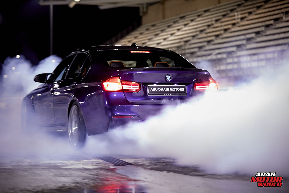 ADM - YAS BMW DRAG - Arab Motor World (1)