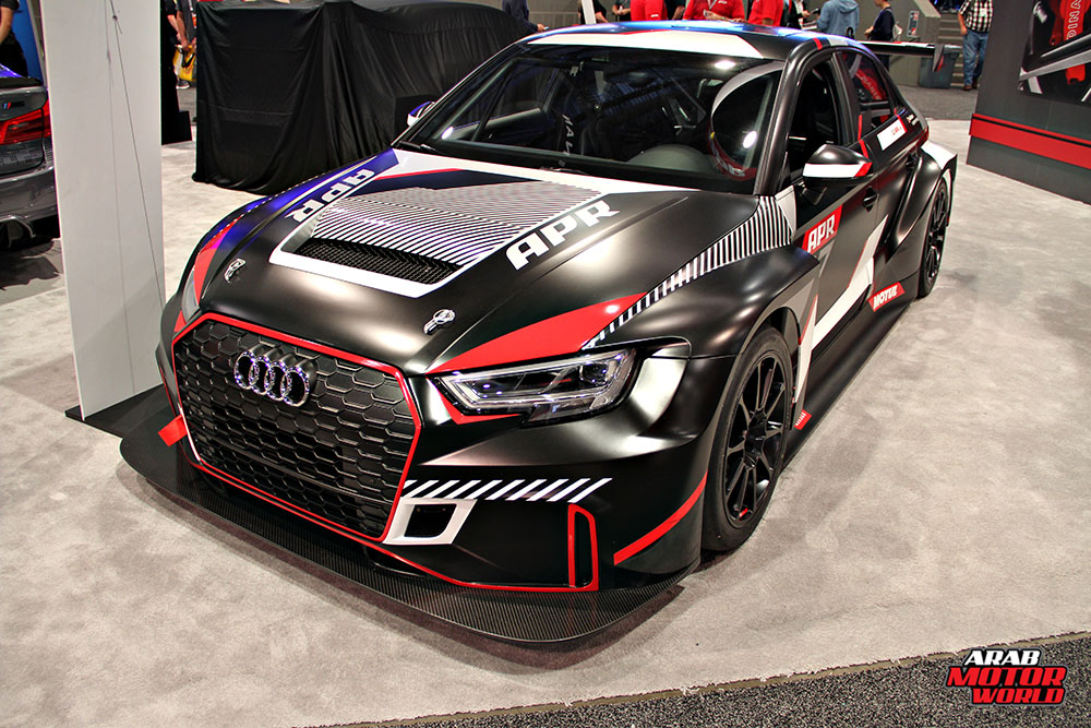 Audi SEMA Show 2018 Best Tuned Customized Cars