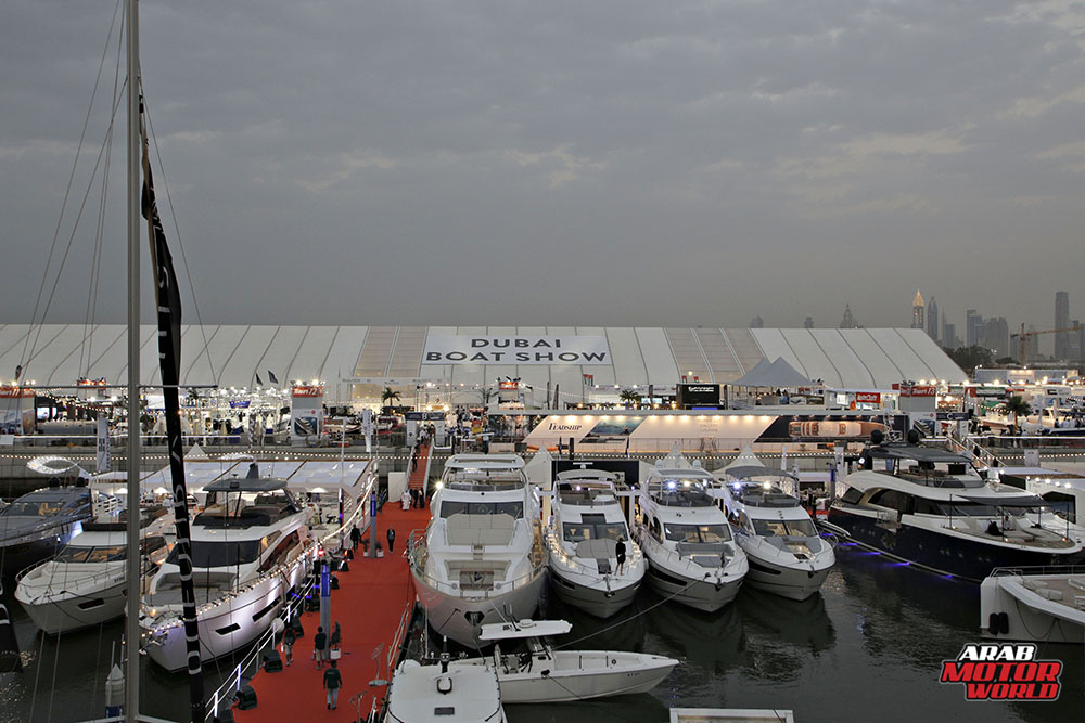 Dubai Boat Show 2018 Arab Motor World (25)