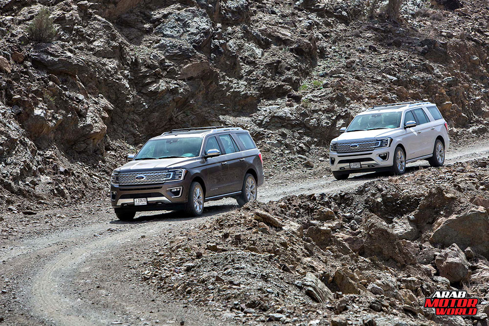 Ford Expedition Test Drive - Arab Motor World (1)