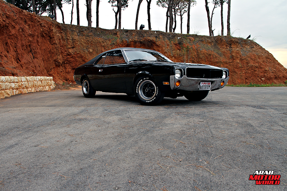 Javelin AMC Muscle Cars Lebanon Arab Motor World (1)