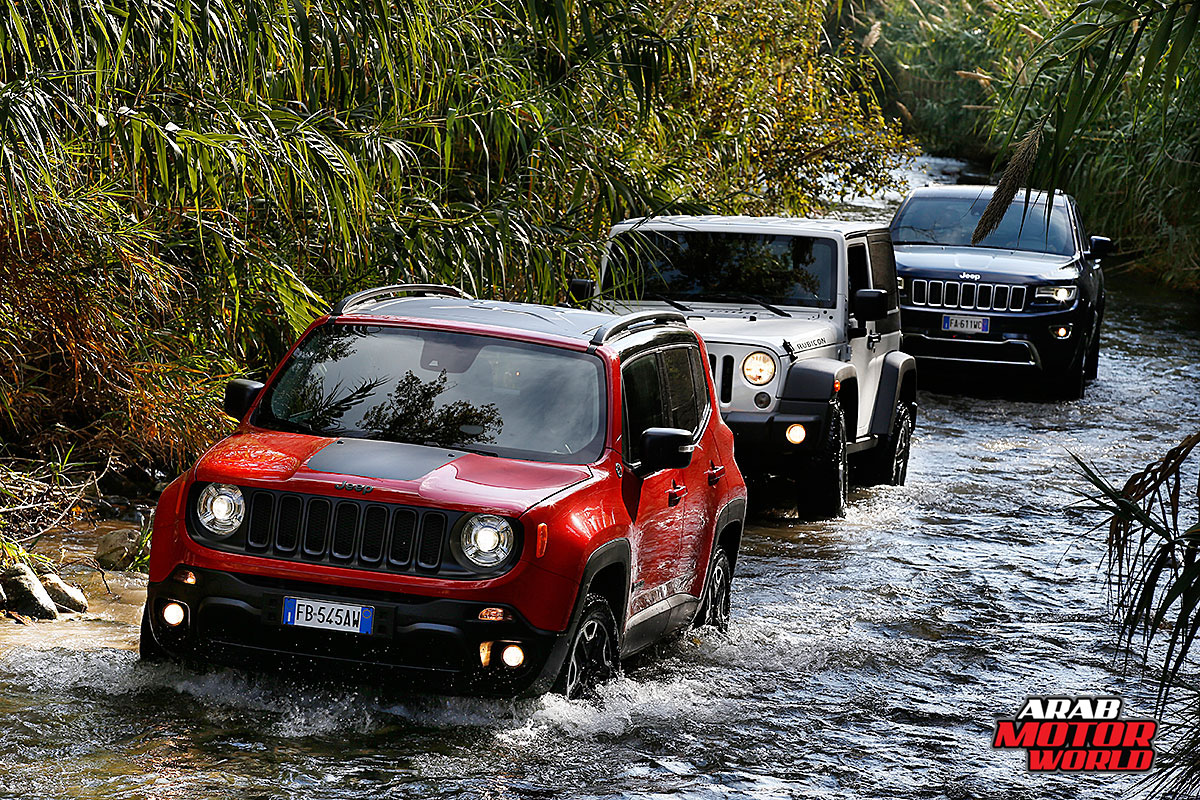Jeep Experience Days Road Trip Offroading (1)