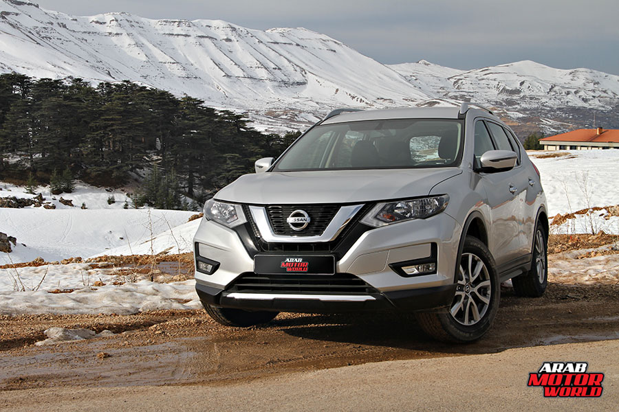 Snow-retreat-2018-Nissan-X-Trail-Arab-Motor-World-01