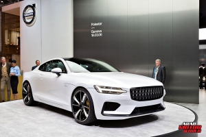 PoleStar Geneva International Motor Show 2018 Arab Motor World