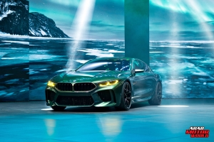 BMW Concept M8 Geneva International Motor Show 2018 Arab Motor World