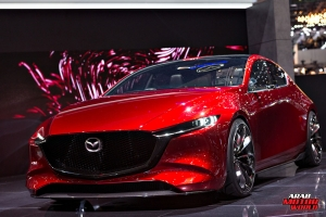 Mazda Kai Concept Geneva International Motor Show 2018 Arab Motor World