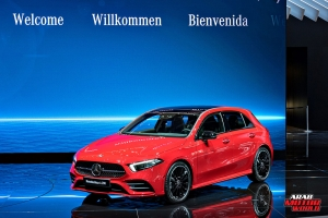 Mercedes Classe A - Geneva International Motor Show 2018 Arab Motor World