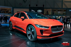 Jaguar I-Pace - Geneva International Motor Show 2018 Arab Motor World