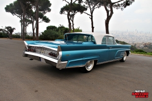 1960 Lincoln Continental Mark V Convertible Classic Cars (10)