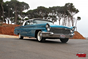 1960 Lincoln Continental Mark V Convertible Classic Cars (12)
