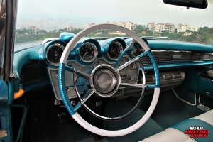 1960 Lincoln Continental Mark V Convertible Classic Cars (19)