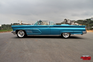 1960 Lincoln Continental Mark V Convertible Classic Cars (20)