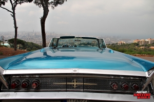 1960 Lincoln Continental Mark V Convertible Classic Cars (21)