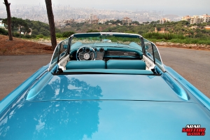 1960 Lincoln Continental Mark V Convertible Classic Cars (22)