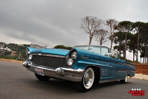 1960 Lincoln Continental Mark V Convertible Classic Cars (23)