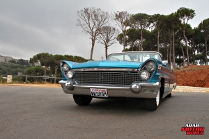 1960 Lincoln Continental Mark V Convertible Classic Cars (24)