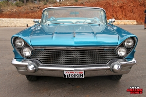 1960 Lincoln Continental Mark V Convertible Classic Cars (25)