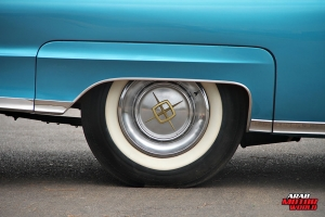 1960 Lincoln Continental Mark V Convertible Classic Cars (3)