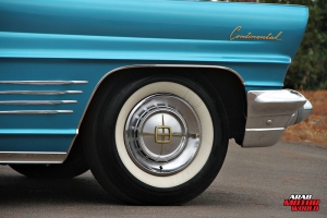 1960 Lincoln Continental Mark V Convertible Classic Cars (4)