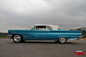 1960 Lincoln Continental Mark V Convertible Classic Cars (7)