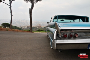 1960 Lincoln Continental Mark V Convertible Classic Cars (9)