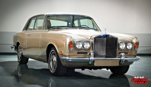1973 Rolls Royce Corniche Arab Motor World (2)