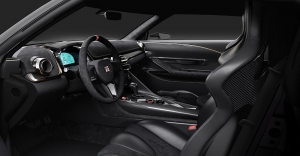2018 06 25 Nissan GT-R50 by Italdesign INTERIOR IMAGE 1