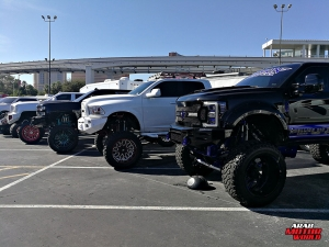 4x4 SUV and Trucks of SEMA Show 2018