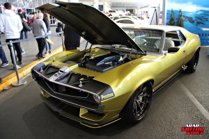 AMC Ringbrothers American Classic Muscle Cars of SEMA Show 2018