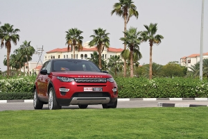 ARAB MOTOR WORLD LAND ROVER DISCOVERY SPORT TEST DRIVE-01