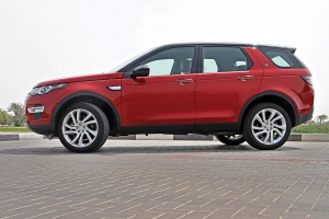 ARAB MOTOR WORLD LAND ROVER DISCOVERY SPORT TEST DRIVE-03