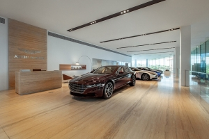 Aston Martin flagship dealership Abu Dhabi_1