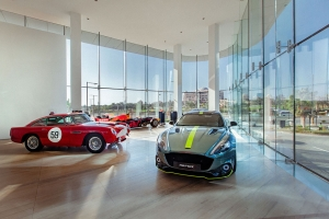 Aston Martin flagship dealership Abu Dhabi_3