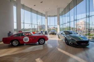 Aston Martin flagship dealership Abu Dhabi_4