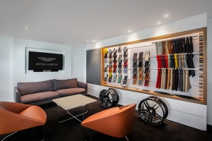 Aston Martin flagship dealership Abu Dhabi_Q Lounge_5